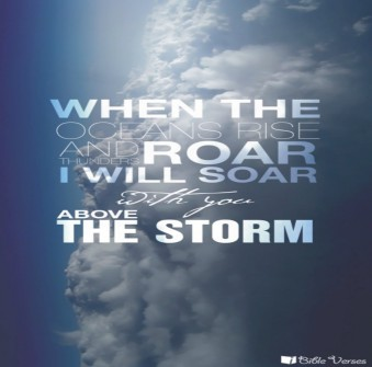 storm-CHRISTian poetry by deborah ann