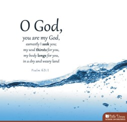 water2 used with permision IBible Verses