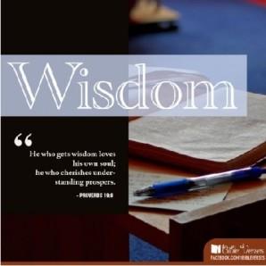 wisdom CHRISTian poetry by deborah ann