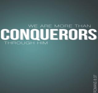 Conquerors ~ CHRISTian poetry be deborah ann