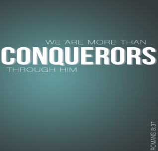 Conquerors ~ CHRISTian poetry be deborah ann