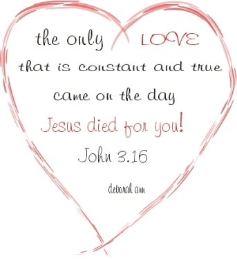 Jesus Died for You CHRISTian poetry by deborah ann