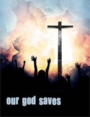 Our God Saves by Chris Manfre Creationsswap