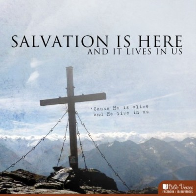 salvation-CHRISTian poetry by deborah nn