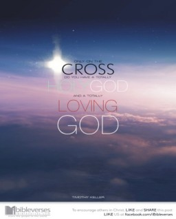 Only on the Cross ~ CHRISTian poetry by deborah ann
