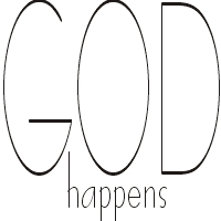 GOD happens CHRISTian poetry by deborah ann