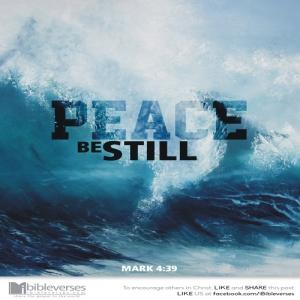 peace-be-still CHRISTian poetry by deborah ann