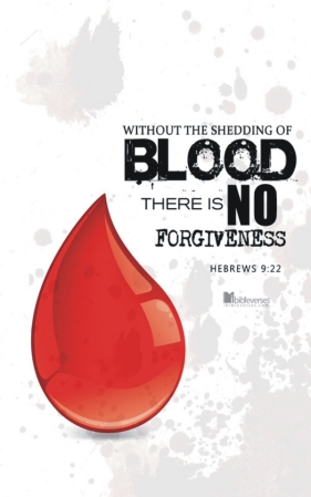 without-shedding-of-blood CHRISTian Poetry by deborah ann