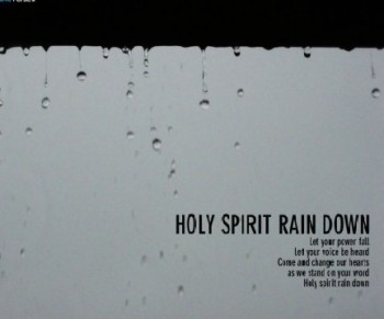 holyspirit-CHRISTian poetry by deborah ann