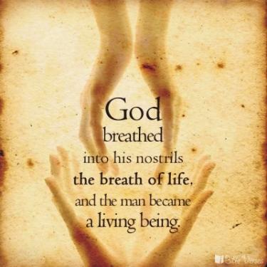 God Breathed ~ CHRISTian poetry by deborah ann ~ IBible Verses