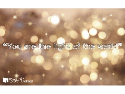 Light of the World ~ CHRISTian poetry by deborah ann ~ IBible Verses