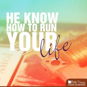 He Knows How To Run ~ CHRISTian poetry by deborah ann ~ used with permission IBible Verses