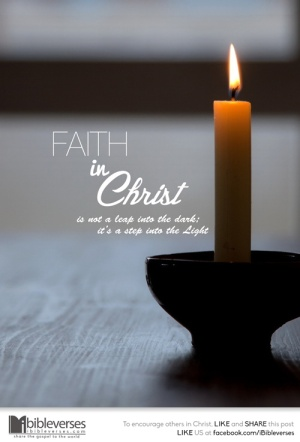faith-in-christ_~ CHRISTian poetry by deborah ann ~ used with permission IBible Verses