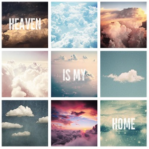 Heaven-is-our-home ~ CHRISTian poetry by deborahann ~ used with permissionIBible Verses
