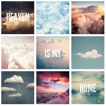Heaven-is-our-home ~ CHRISTian poetry by deborahann
