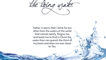 The Living Fountain ~ | CHRISTian poetry ~ by deborah ann