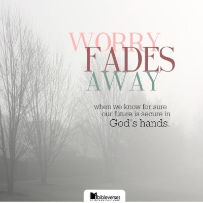 Worries Debut ~CHRISTian poetry by deborah ann