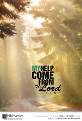 my-help-come-from-the-lord ~ CHRISTian poetry by deborahann ~ used with permission IBible Verses