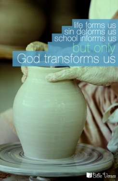 ~ CHRISTian poetry by deborah ann ~transform- IBible Verses