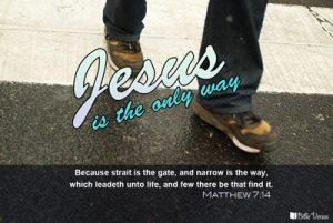 ~ CHRISTian poetry by deborahann ~ Jesus is the Way - IBible Verses