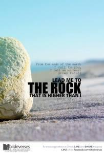 ~ CHRISTian poetry by deborahann ~ The High Rock - IBible Verses