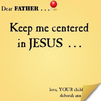 Sticky Note To God 10.11.14