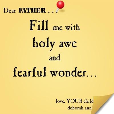 Sticky Note To God 11.24.14
