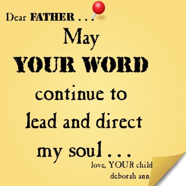 Sticky Note To God 11.28.14