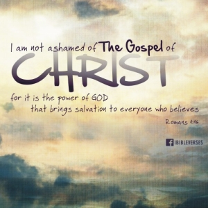 i_am_not_ashamed_of_the_gospel CHRISTian poetry by deborah ann