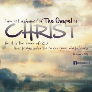 i_am_not_ashamed_of_the_gospel CHRISTian poetry by deborah ann