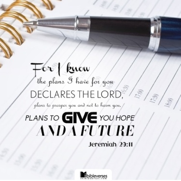 Plans to Give You Hope ~ CHRISTian poetry by deborah ann ~ Used with permission IBible Verses