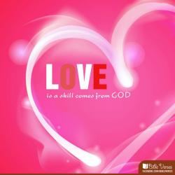 Love is from God CHRISTian poetry by deborah ann