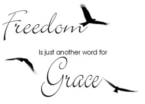 FREEDOM ~ CHRISTian poetry by deborah  ann ~