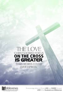 Come to the Cross ~ CHRISTian poetry by deborah ann ~ Love on A Cross - IBible Verse