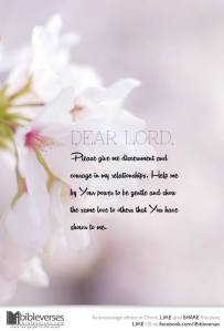 Words that Console ~ CHRISTian poetry by deborah ann ~Discernment - IBible Verse