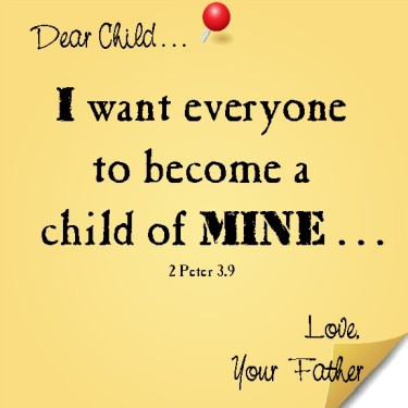 Sticky Note From God ~ CHRISTian poetry by deboran ann ~04.23.15 ~