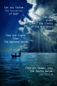 Awesome Wonder ~ CHRISTian poetry by deborah ann