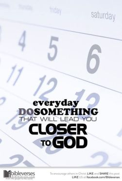 CLoser to God ~ CHRISTian poetry by deborah ann ~
