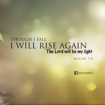 I Will Rise ~ CHRISTian poetry by deborah ann