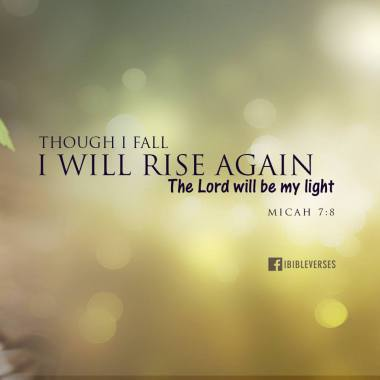 I Will Rise ~ CHRISTian poetry by deborah ann