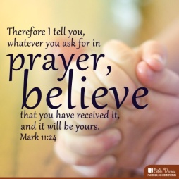 I Believe in Prayer ~ CHRISTian poetry by deborah ann