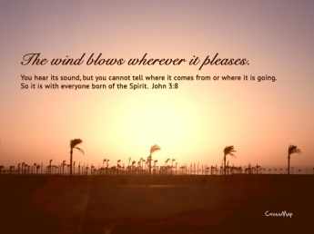The Wind of God ~ CHRISTian poetry by deborah ann