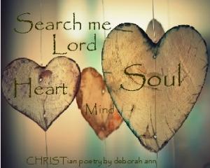 Lord, Please Do Tell ~ CHRISTian poetry by deborah ann