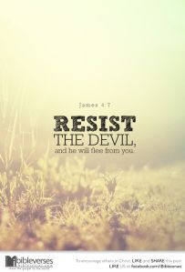 Rest the Devil ~ CHRISTian poetry by deborah ann