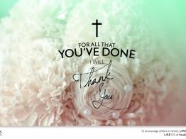 Heartfelt Gratitude ~ CHRISTian poety by deborah ann ~