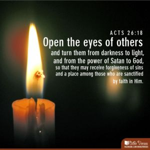 Out of the Darkness ~ CHRISTian poetry by deborah ann
