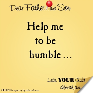 STICKY NOTE TO GOD ~ CHRISTian poetry by deborah ann ~ 02..11.16 ~