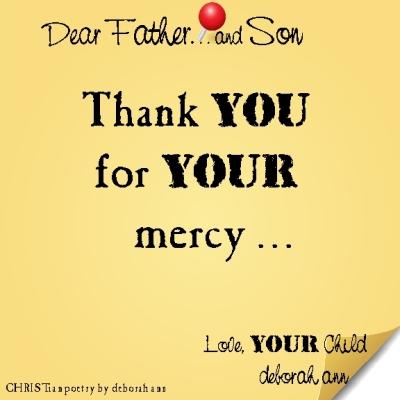 STICKY NOTE TO GOD ~ CHRISTian poetry by deborah ann ~02.16.16 ~