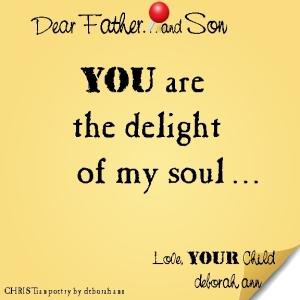 STICKY NOTE TO GOD ~ CHRISTian poetry by deborah ann ~ 02.20.16 ~