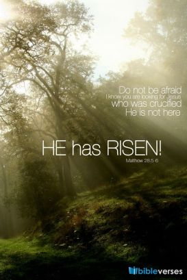 He's Alive ~ CHRISTian poetry by deborah ann
